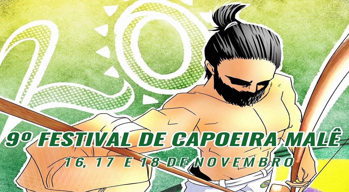 FESTIVAL DE CAPOEIRA 2018