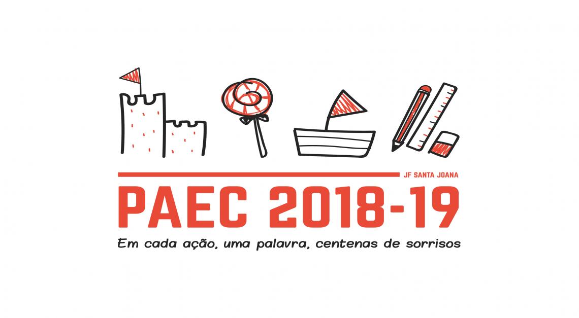 PAEC 2018/2019 - PROVAS DO CONHECIMENTO