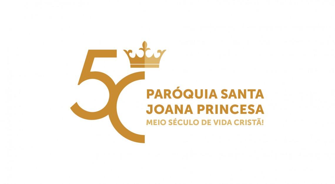 50 ANOS DA PARÓQUIA DE SANTA JOANA PRINCESA