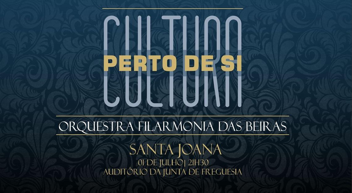 Concerto da FILARMONIA DAS BEIRAS