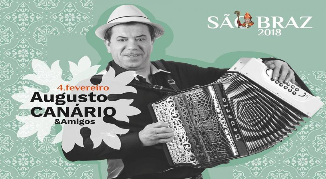 FESTA EM HONRA DE SÃO BRAZ 2018 _ Augusto Canário