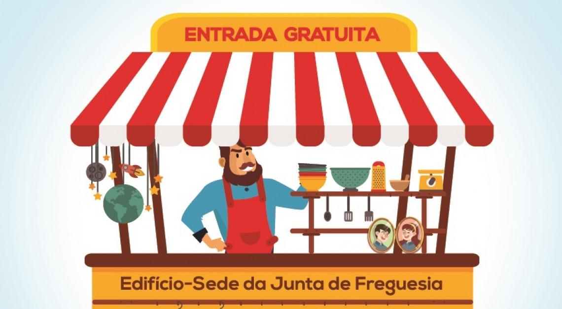 MERCADINHO DE ARTESANATO E USADOS