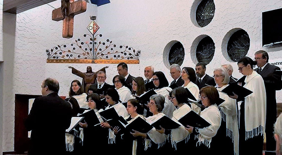 Serenata do Menino Jesus embala a Freguesia de Santa Joana