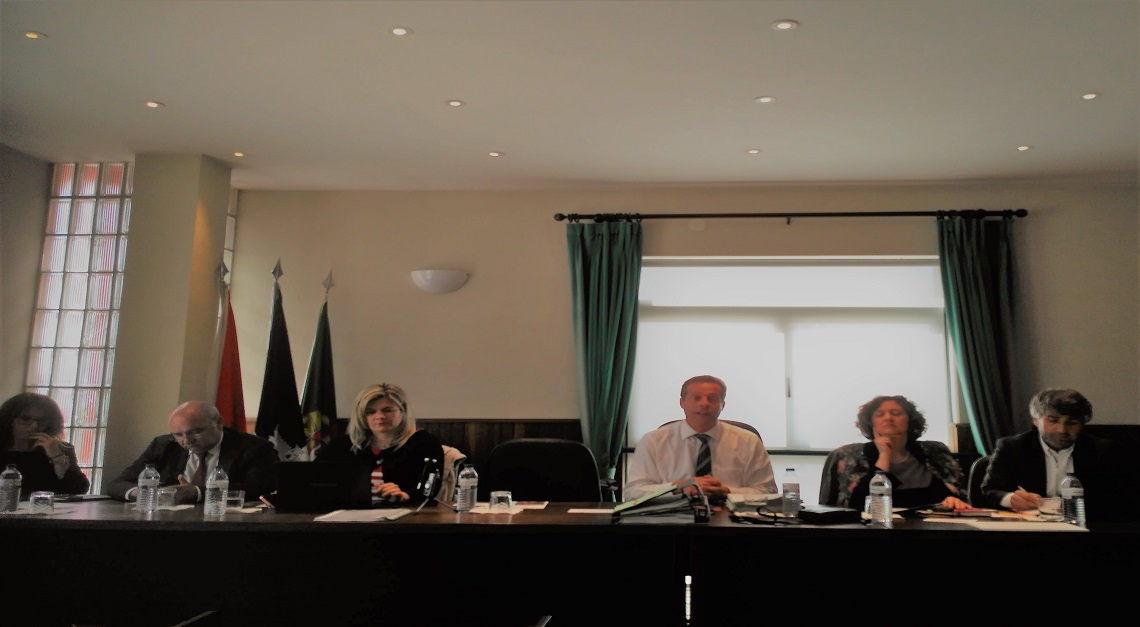 Executivo da Câmara Municipal reuniu-se em Santa Joana
