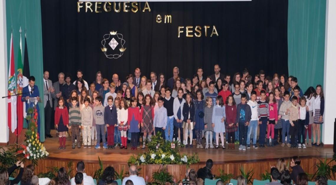 GALA DE MÉRITO ESCOLAR reconhece o mérito dos alunos