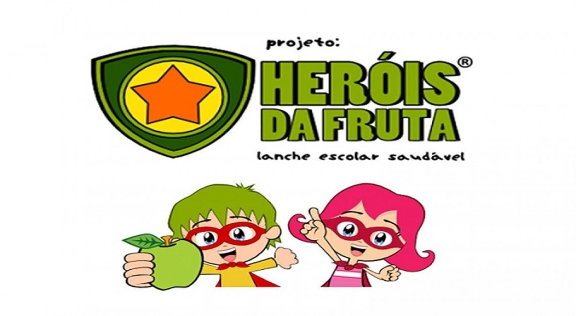 HINO DA FRUTA E LEGUMES contagia crianças da Freguesia!
