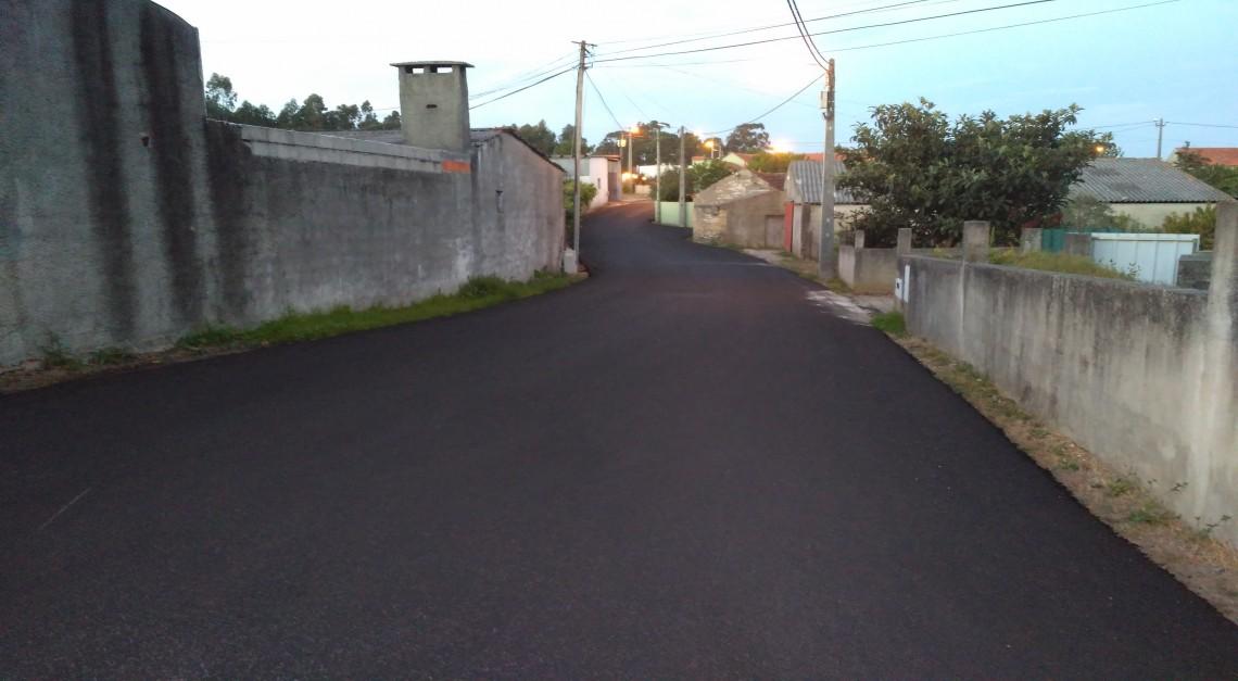 TRAVESSA DA AZENHA pavimentada