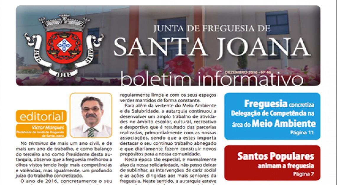 Boletim Informativo - Dezembro nº46